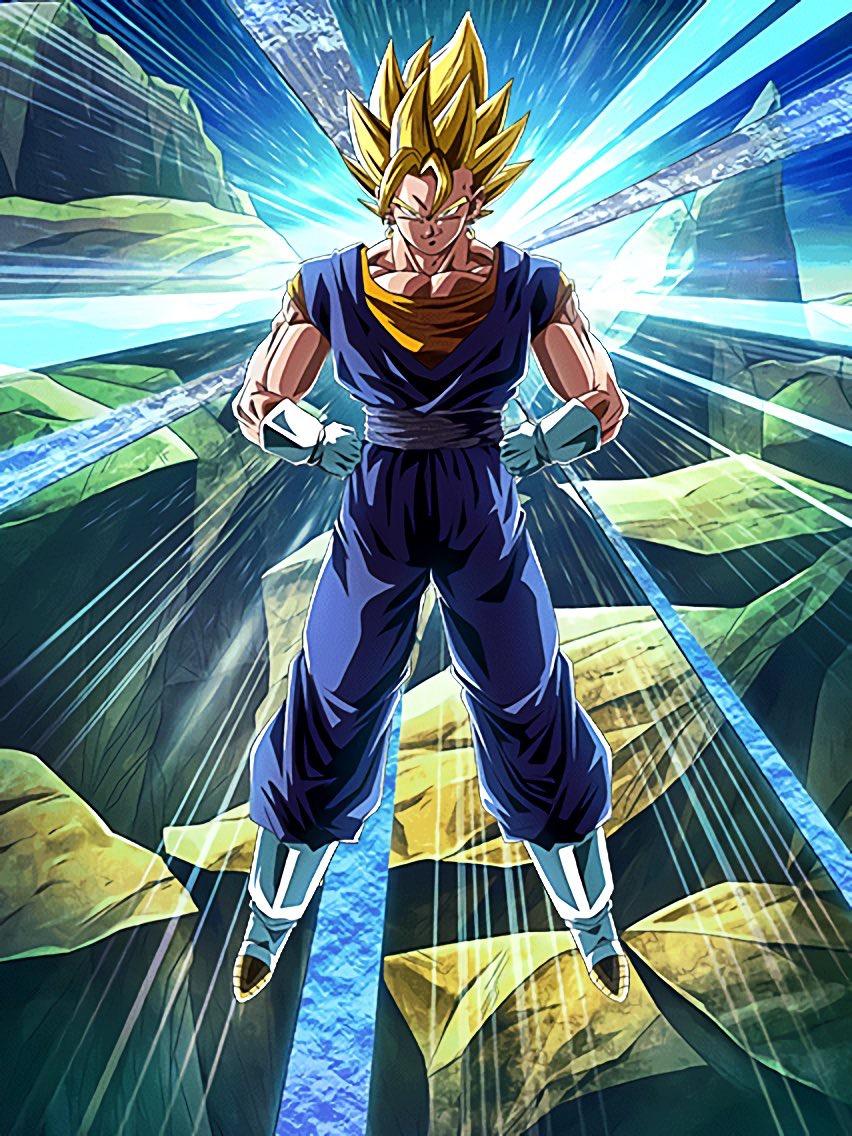 LR【合体する超パワー】超ベジットの考察